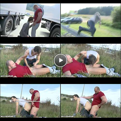 gay amateur outdoor video